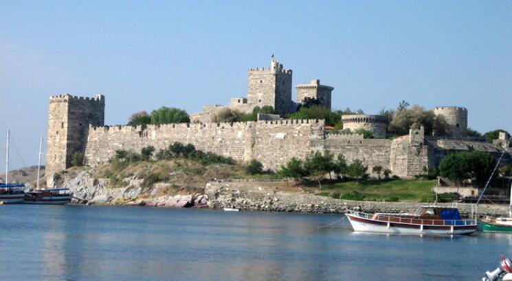 Bodrum Kalesi Muğla İlinde Nerede? Tarihi Kalenin Özellikleri Ve Hikayesi