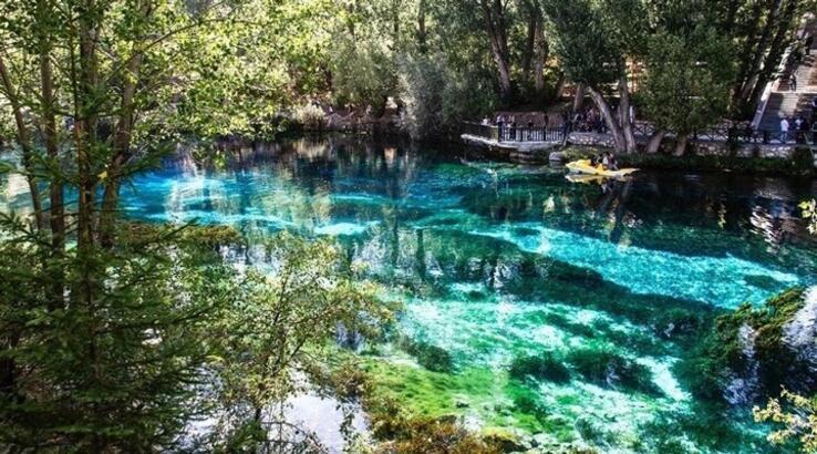 Gökpınar Gölü Sivas İlinde Nerede? Gölün Özellikleri, Oluşumu Ve Tarihçesi