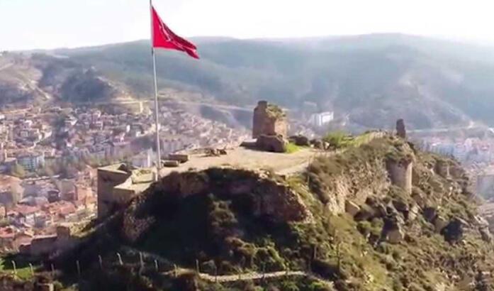 Kastamonu Kalesi Kastamonu'nun Neresindedir? Tarihi Kalenin Özellikleri Ve Hikayesi