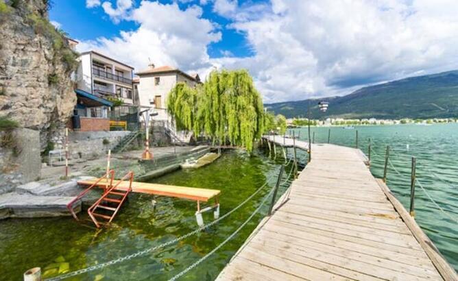 Ohrid Gölü Nerede, Hangi Ülkede? Gölün Özellikleri, Oluşumu Ve Tarihçesi