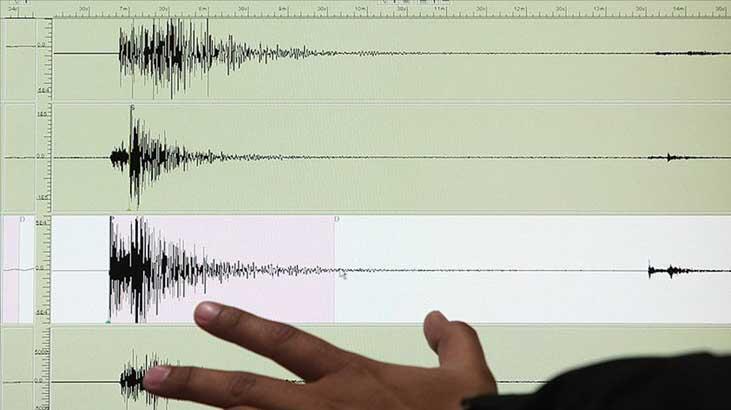 Son dakika... İstanbul'da deprem! Valilikten açıklama