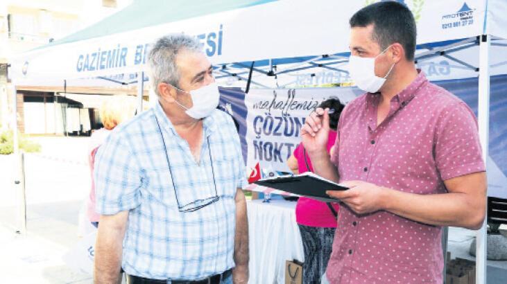 'Gaziemir, hizmette kaliteyi artırıyor'