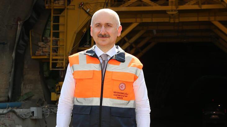 Bakan Karaismailoğlu Trabzon'da incelemelerde bulundu