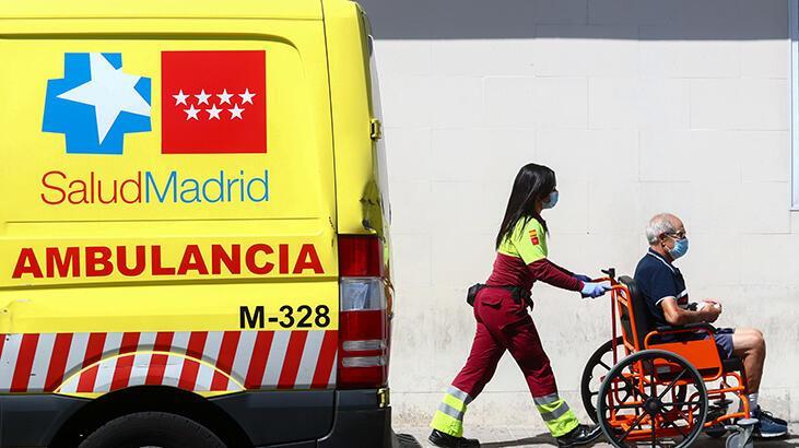 İspanya'da corona virüs vaka sayısı 700 bini geçti