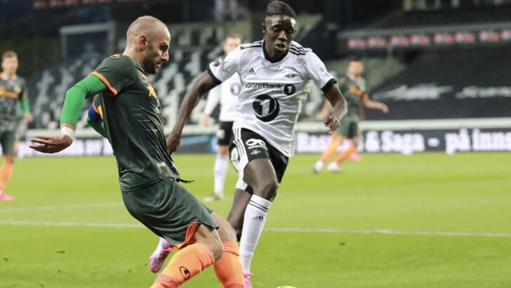 Rosenborg-Alanyaspor: 1-0