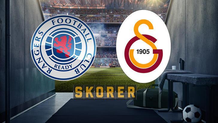 Rangers-Galatasaray play-off maçı ne zaman saat kaçta hangi kanalda? (UEFA Avrupa Ligi)