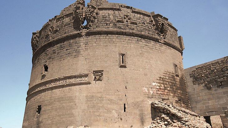 Diyarbakır Kalesi Diyarbakır'ın Neresindedir? Tarihi Kalenin Özellikleri Ve Hikayesi