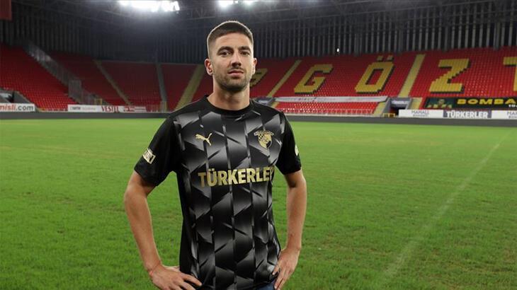 Transfer haberleri | Göztepe, Marko Mihojevic'i transfer etti
