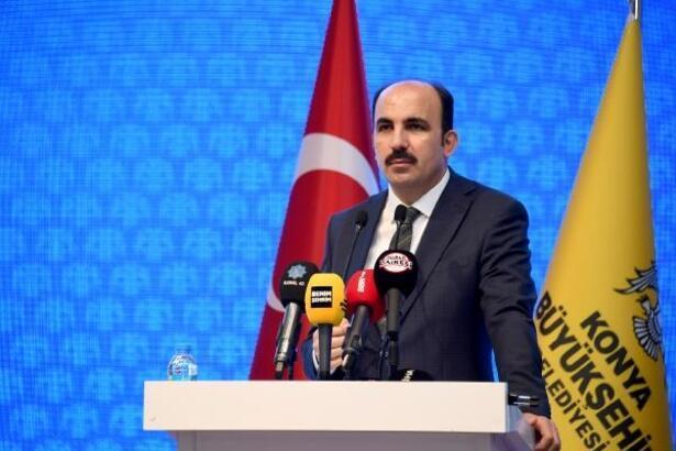 Konya Büyükşehir Belediye Başkanı: Belediyecilikte örnek çalışmalara imza attık