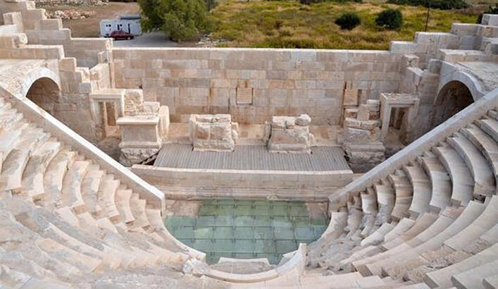 Patara Antik Kenti Antalya İlinde Nerede? Giriş Ücreti, Tarihçesi Ve Özellikleri