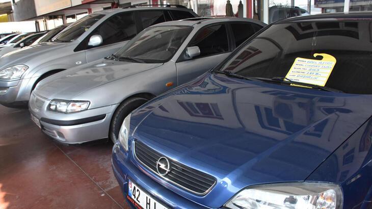 Aracını satanlar konut alıyor