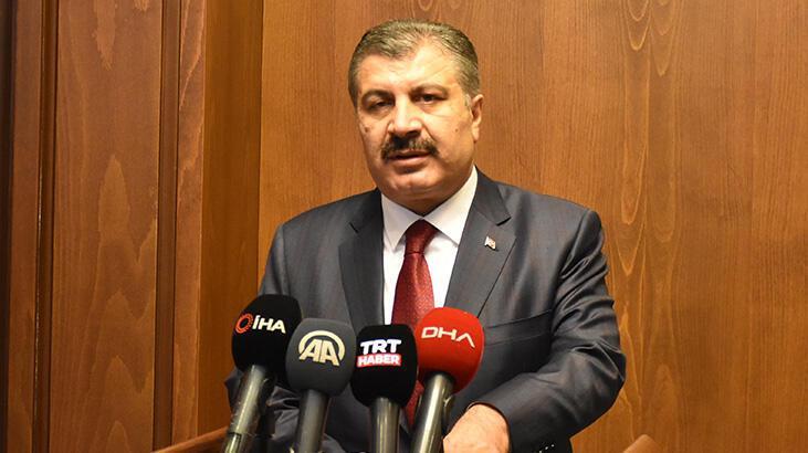 Son dakika... Yeni tedbirler alınacak mı? Sağlık Bakanı Fahrettin Koca'dan açıklama