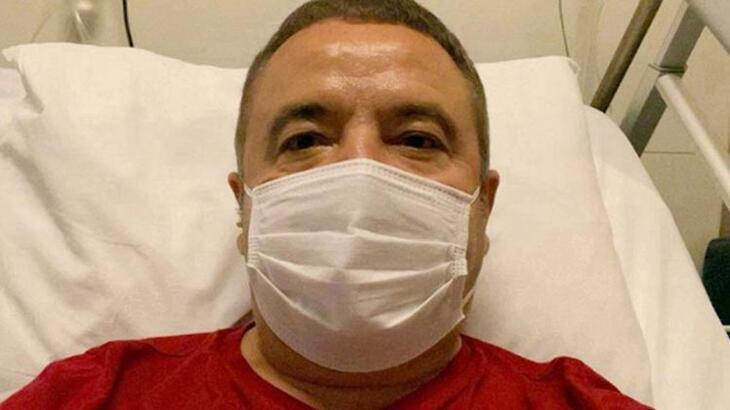 'Başkan Böcek'in akciğer fonksiyonlarındaki sorun devam ediyor'