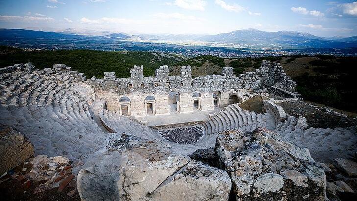Kibyra Antik Kenti Burdur İlinde Nerede? Giriş Ücreti, Tarihçesi Ve Özellikleri
