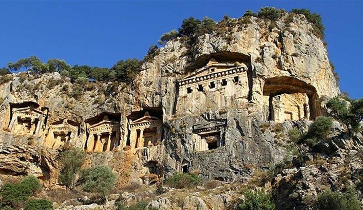 Kaunos Antik Kenti Muğla İlinde Nerede? Giriş Ücreti, Tarihçesi Ve Özellikleri