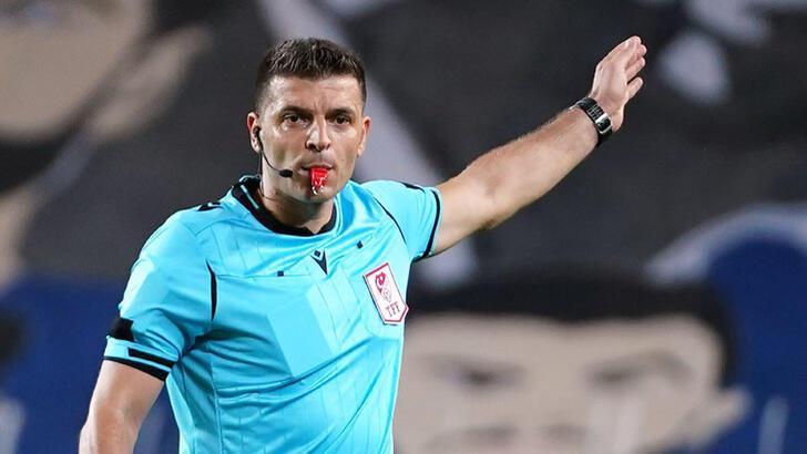 Karagümrük-Başakşehir maçının VAR'ı Ümit Öztürk