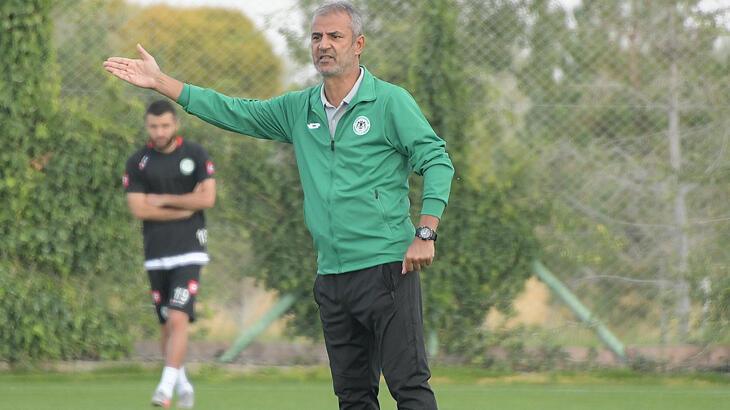 İsmail Kartal: Beşiktaş maçına en iyi 11'le çıkacağız