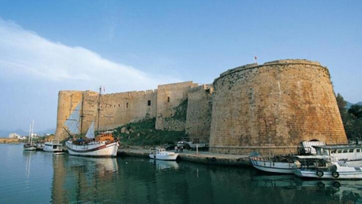 Girne Kalesi Kıbrıs'ın Neresindedir? Tarihi Kalenin Özellikleri Ve Hikayesi