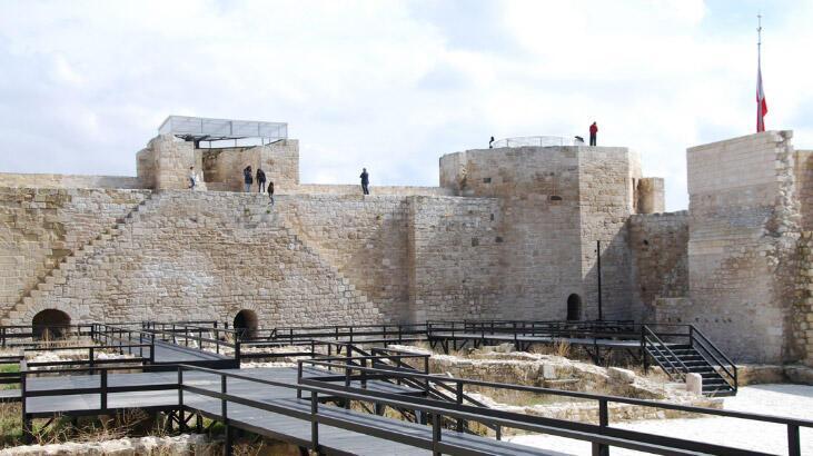Karaman Kalesi Karaman'ın Neresindedir? Tarihi Kalenin Özellikleri Ve Hikayesi