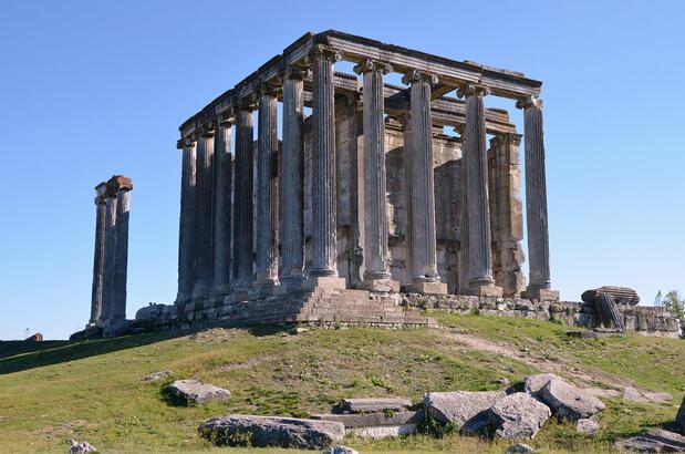 Aizanoi Antik Kenti Kütahya İlinde Nerede? Giriş Ücreti, Tarihçesi Ve Özellikleri