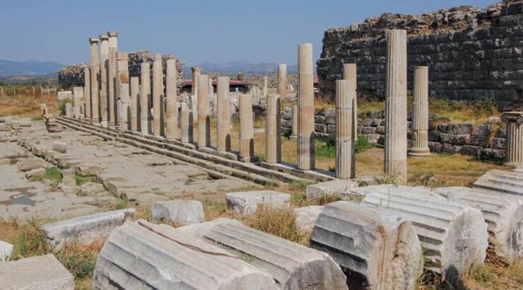 Magnesia Antik Kenti Aydın İlinde Nerede? Giriş Ücreti, Tarihçesi Ve Özellikleri