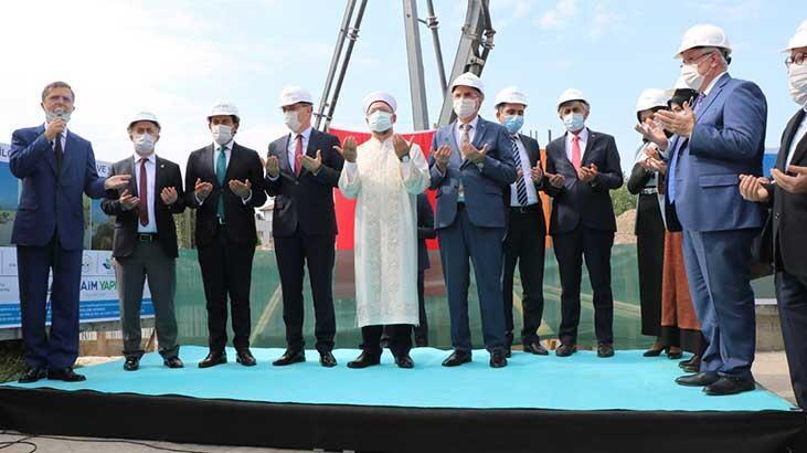 Ali Erbaş, Sakarya'da açılışa katıldı