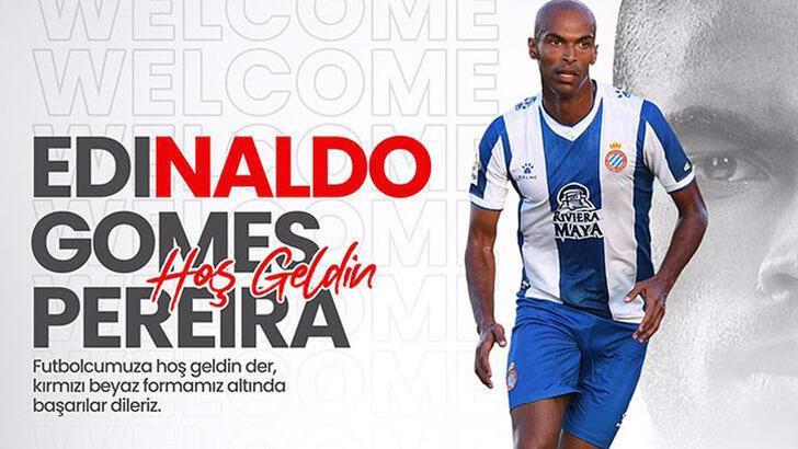 Transfer haberleri | Antalyaspor, Naldo ile sözleşme imzaladı