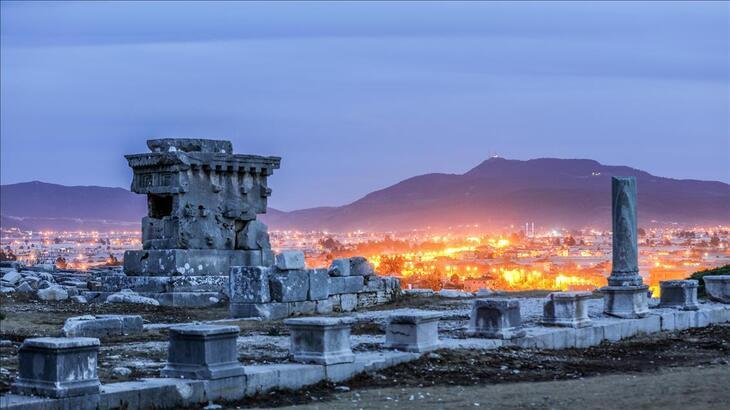 Xanthos Antik Kenti Antalya İlinde Nerede? Giriş Ücreti, Tarihçesi Ve Özellikleri