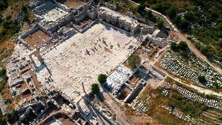 Sagalassos Antik Kenti Burdur İlinde Nerede? Giriş Ücreti, Tarihçesi Ve Özellikleri