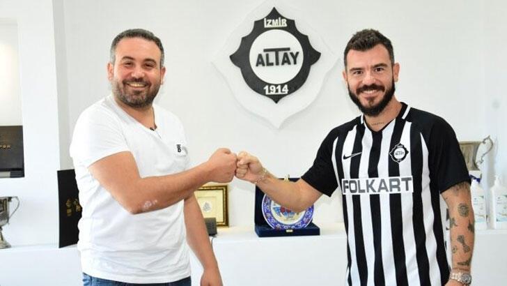 Transfer Haberleri | Altay, Yekta Kurtuluş ve Adrien Regattin'i transfer etti
