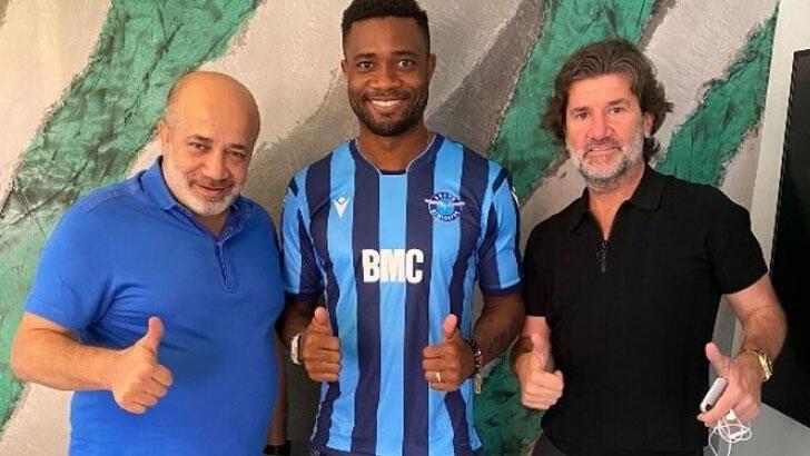 Transfer Haberleri   Aurelien Chedjou Adana Demirspor'da!