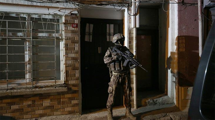 İstanbul'da PKK operasyonu! Gözaltılar var