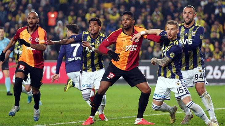 Ali Sami Yen'de 1 milyar 298 milyon TL'lik derbi
