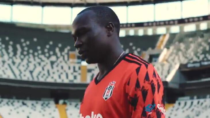 Son dakika transfer haberleri - Beşiktaş Aboubakar'ı resmen açıkladı!