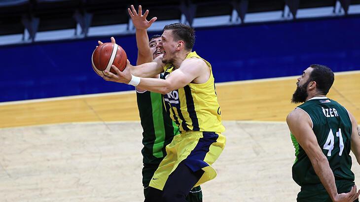 Fenerbahçe Beko - OGM Ormanspor: 105-72