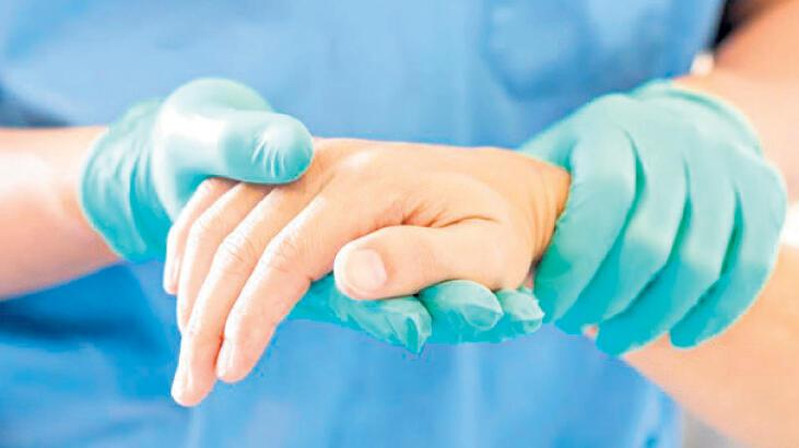 El yaralanmalarında mikro cerrahi yöntem