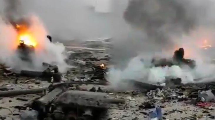 Resulayn'da bomba yüklü araçla saldırı: 6 ölü, 3 yaralı