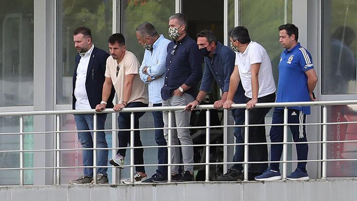 Galatasaray maçı öncesi Samandıra'da Fenerbahçe'ye sürpriz!