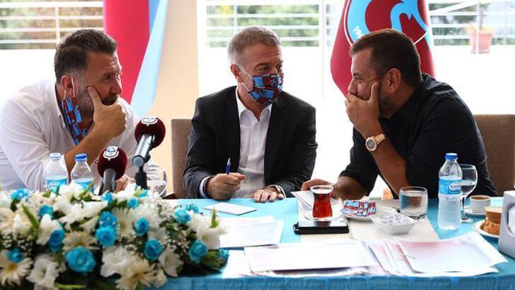 Mehmet Yiğit Alp'ten transfer açıklaması!