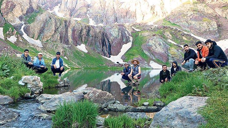 PKK'dan temizlenen bölge milli park oldu