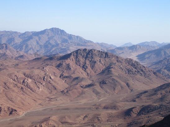 Sina Dağı Nerededir, Nasıl Oluşmuştur? Yüksekliği Ve Diğer Özellikleri