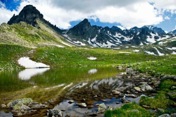 Kaçkar Dağı Rize İlinde Nerededir, Nasıl Oluşmuştur? Yüksekliği Ve Diğer Özellikleri