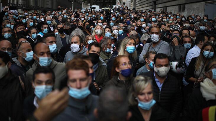 Dünya genelinde koronavirüs bulaşan kişi sayısı 33 milyon 62 bini aştı