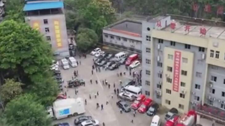 Çin'de maden ocağında facia: 16 ölü