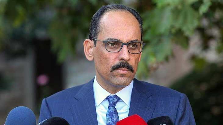 Cumhurbaşkanlığı Sözcüsü Kalın: 'Türkiye saldırılar karşısında Azerbaycan'ın yanındadır'
