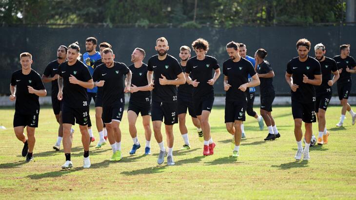Denizlispor, Antalyaspor deplasmanına çıkacak