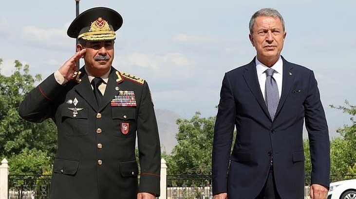 Son dakika... Türkiye-Azerbaycan arasında üst düzey görüşme
