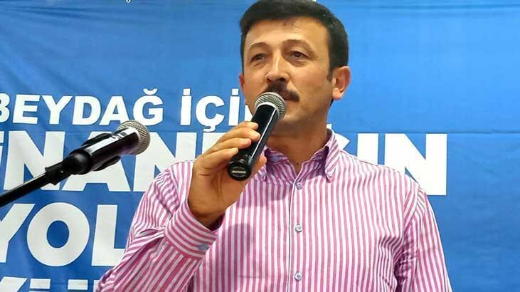 Hamza Dağ'dan Ermenistan'a 'terör devleti' vurgusu
