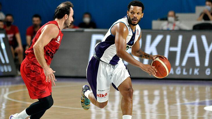 HDI Sigorta Afyon Belediyespor: 78 - Gaziantep Basketbol: 70