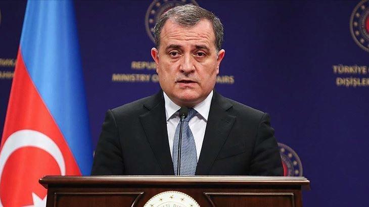 Azerbaycan Dışişleri Bakanı Bayramov Lavrov ile görüştü